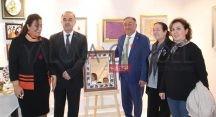 Yalova'da Kadına Yönelik Şiddete Hayır Sergisi Açıldı